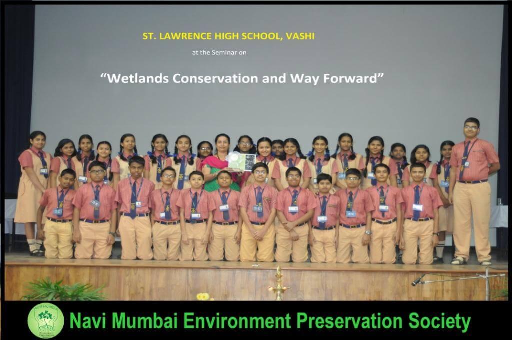 navi mumbai environment preservation society wetland day essay 4427