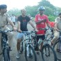 No Motor Vehicle Rally- 2nd October, 2012 – 1