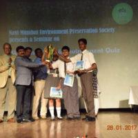 Quiz Cup Winner