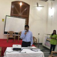 Speaker-Mr. Ankush Chavan, Addl. Commissioner, NMMC