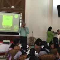Speaker-Mr. Vinod K Punshi-President,NMEPS