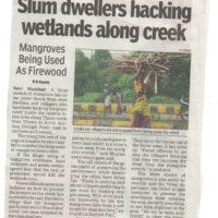 Times of India Navi Mumbai dated 24.10.17